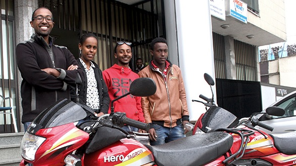 Food Delivery In Addis Ababa