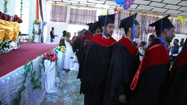Arsi University College of Health Sciences Graduates Health