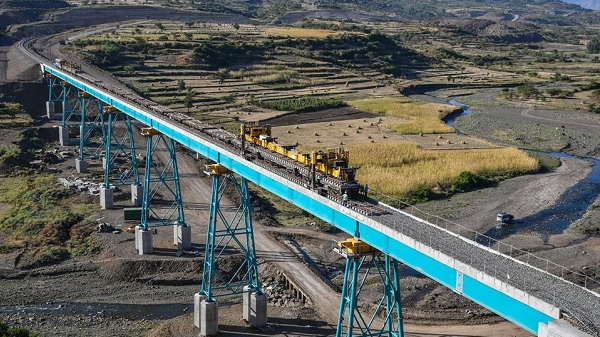 Ethiopia to Open Its First Trans Boundary Railway Link to