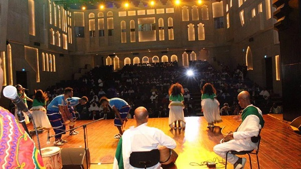 Ethiopian Culture Colorfully Showcased at Katara Drama Theatre in
