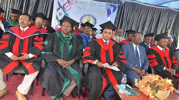 Dire dawa university students grade report