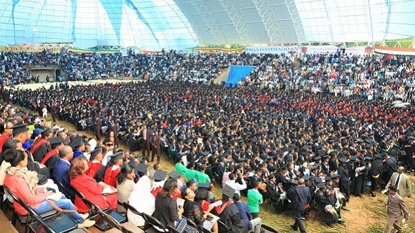 Jimma University (JU) Graduates More than 5000 Students in