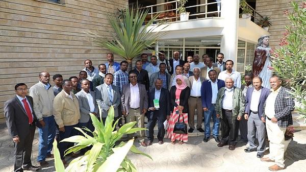 Haramaya University, EIAR Reach Agreement to Work on OFAB