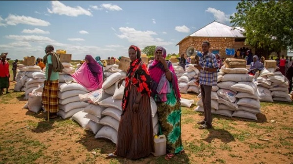 WFP resumes food distributions in Ethiopia's conflict-hit