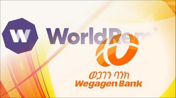 Wegagen Bank Worldremit Partner To