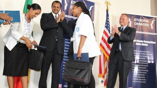 U S  Embassy celebrates success of first Ethiopia Debates