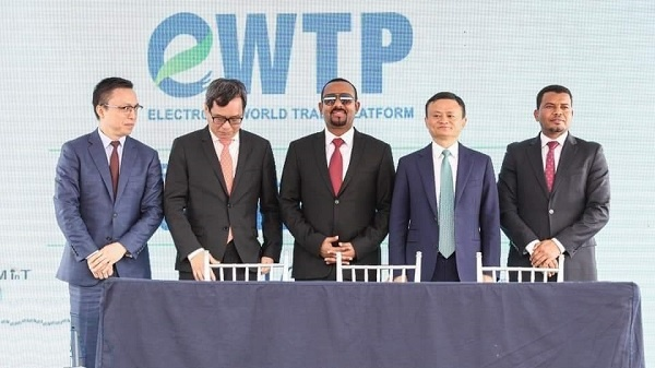 Ethiopia Alibaba Group Sign Agreements To Establish Ewtp Ethiopia Hub The official corporate handle for alibaba the german chamber of commerce in china tapped alibaba's #livestreaming technology to move its. agreements to establish ewtp ethiopia hub